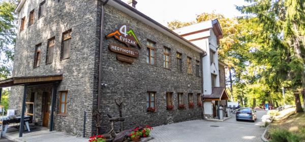 4 Évszak Hegyihotel Mátraháza