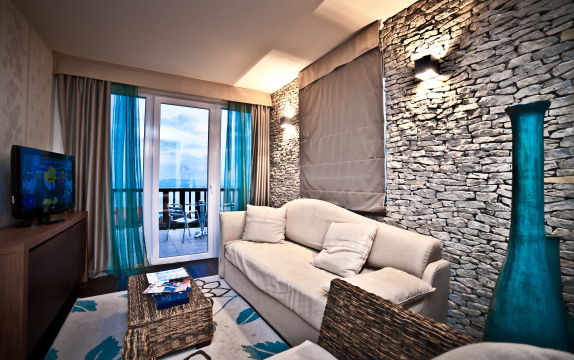 Echo Residence All Suite Hotel, Tihany