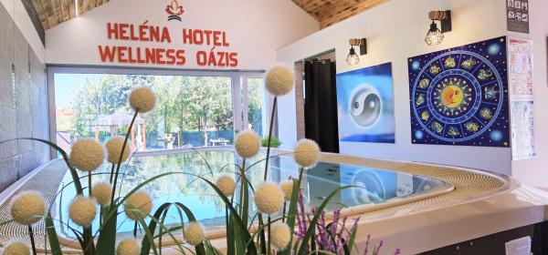 Heléna Hotel & SPA Levél