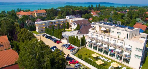 Két Korona Konferencia & Wellness Hotel Balatonszárszó